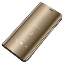 Hurtel Clear View tok telefontok hátlap Kijelző Samsung Galaxy S9 Plus G965 arany tok és táska