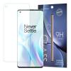 Hurtel edzett üveg tempered glass 9H képernyővédő fólia OnePlus 8 (csomagolási - boríték) üvegfólia