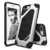 Hurtel Ringke Max Armor iPhone 7 Plus/8 Plus Heavy Duty Rugged hátlap, tok, ezüst