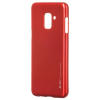 Hurtel Samsung Galaxy A8 (2018) A530 Mercury i-Jelly hátlap, tok, piros