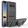 Hurtel Samsung Galaxy Note 8 (2017) Zizo Armor hátlap, tok, fekete