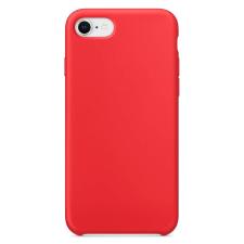 Hurtel Szilikon tok telefontok hátlap lágy rugApples gumi védőborítás iPhone 8/7 piros tok és táska