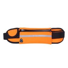 Hurtel Ultimate Futó Öv palacktartó és fejhallgató kimeneti narancs tok és táska