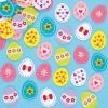 Húsvéti tojásos filc matrica Baker Ross
