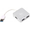 I-TEC Metal Charging 4 portos USB 3.0 elosztó, Passzív