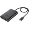 I-TEC USB-C a DUAL HDMI videó adapterhez C31DUAL4KHDMI
