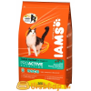 IAMS Adult Hairball Control System rich in Chicken 10 kg