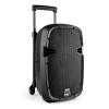 Ibiza HYBRID10VHF-BT aktív PA hangfal, 400 W, bluetooth, USB, SD, VHF