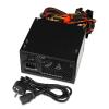 iBox Tápegység IBOX CUBE II 600W 12 CM FAN ZIC2600W12CMFA (501-600 W)