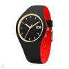Ice-watch Loulou Black Rose-Gold Medium óra - 007225