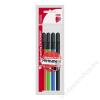 ICO Alkoholos marker készlet, OHP, 1 mm, M, ICO, 4 különböző szín (TICPMV4)