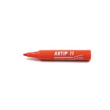 ICO Filctoll kerek vízbázisú PIROS ICO ARTIP 11 <25db/dob> filctoll, marker