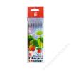 ICO Filctoll készlet, 1 mm, ICO Süni 300, 6 különböző szín (TIC3006V)