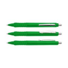 ICO Golyóstoll ICO Apollo K műanyag nyomógombos zöld 0,8 mm toll