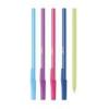 """ICO Golyóstoll készlet, 0,7 mm, kupakos, 5 különböző testszín, ICO \""""Signetta Mix\"""", kék [5 db]"""