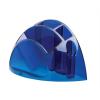ICO Írószer és jegyzettömbtartó, ICO, áttetsző kék