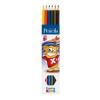 """ICO Színes ceruza készlet, hatszögletű, ICO """"Creative Kids"""", 6 különböző szín"""