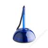 ICO Ügyféltoll, 0,8 mm, áttetsző kék tolltest, ICO Lux, kék (TICPPLUXTK)