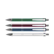ICU Golyóstoll ICU-721 ezüst metál 50 db/doboz toll