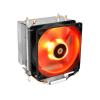 ID-Cooling SE-913-R univerzális CPU hűtő piros LED