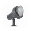 IDEAL LUX Kültéri lámpa 1xE27/60W/230V nagy antracit IP65