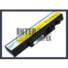 IdeaPad Y560p 4400 mAh 6 cella fekete notebook/laptop akku/akkumulátor utángyártott