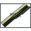 IdeaPad Z360A-PSI 4400 mAh 6 cella fekete notebook/laptop akku/akkumulátor utángyártott