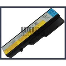 IdeaPad Z470AH 4400 mAh 6 cella fekete notebook/laptop akku/akkumulátor utángyártott lenovo notebook akkumulátor
