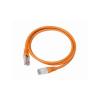 iggual CAT 5e FTP Cable iggual IGG310342 0,5 m Orange