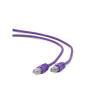 iggual CAT 5e UTP Cable iggual IGG310564 3 m Purple