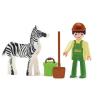 Igráček A nővér és a zebra