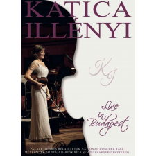 ILLÉNYI KATICA - LIVE IN BUDAPEST - DVD - egyéb film
