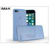 IMAK Apple iPhone 7 hátlap - IMAK 0.7 mm Color Slim - kék