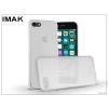 IMAK Apple iPhone 7 hátlap - IMAK 0.7 mm Color Slim - transparent