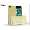 IMAK Apple iPhone 7/iPhone 8 hátlap - IMAK 0.7 mm Color Slim - gold