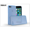 IMAK Apple iPhone 7/iPhone 8 hátlap - IMAK 0.7 mm Color Slim - kék