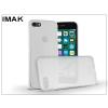 IMAK Apple iPhone 7/iPhone 8 hátlap - IMAK 0.7 mm Color Slim - transparent