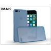 IMAK Apple iPhone 7 Plus hátlap - IMAK 0.7 mm Color Slim - kék