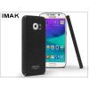 IMAK Samsung G930F Galaxy S7 hátlap - IMAK Sandstone Super Slim - fekete