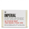 Imperial Barber Products Imperial Barber Glycerin Shave/Face Soap Bar 176g