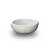 INDERA Mosdókagyló természetes kőből - GEMMA 501 Márvány Ø40 Grey