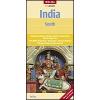 India (déli rész) térkép - Nelles