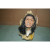 Indián-fej-32 cm