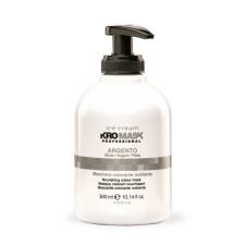 Inebrya Kromask Silver hajszínező hajpakolás, 300 ml hajfesték, színező