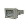Infinon High power infralámpa - S Line / szögletes / 45°/45m/12VDC - IRLSS45/45/12