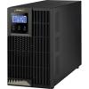INFOSEC UPS E4 LCD Pro -  2000 VA - OnLine Sinus szünetmentes tápegység