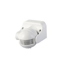 Infravörös mozgásérzékelő fehér színben (180°) (V-TAC) villanyszerelés