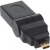Inline HDMI adapter, HDMI A Female Micro HDMI D csatlakozó, flexibilis