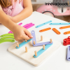 InnovaGoods Fajáték betűk és számok kialakításához Koogame InnovaGoods 27 Darabok