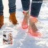 InnovaGoods Lábmelegítő betét Heatic Toe InnovaGoods (10 Darab)